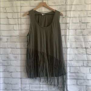 Boutique Fringe Tank